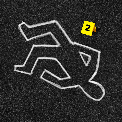 Crime Scene | Dead Body | Chalk Outline