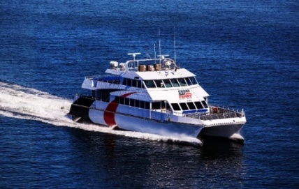 Cross-Bay Ferry | Tampa Bay | Water Transportation