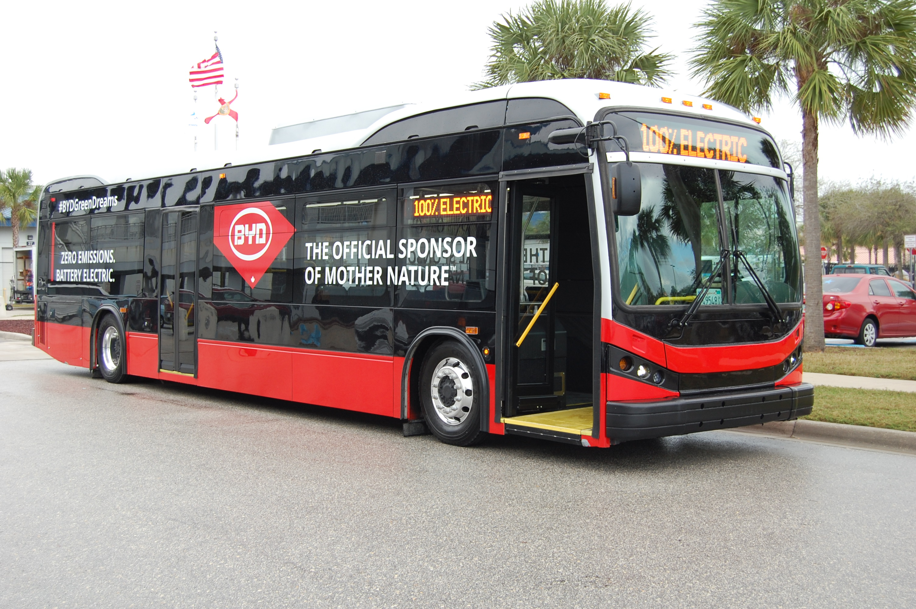 Pinellas to Get Its First Electric Buses